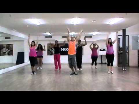 Video clip tập thể dục Zumba balada boa