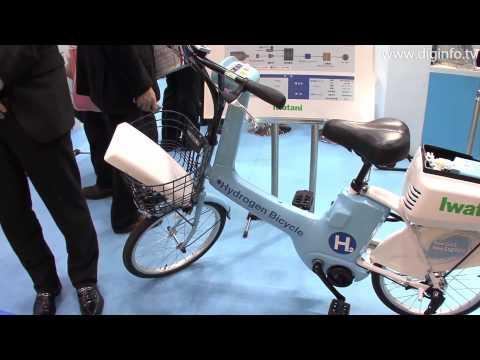 Üzemanyagcellás kerékpár