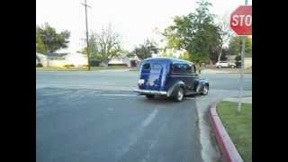 1941 Chevy Panel FOR SALE