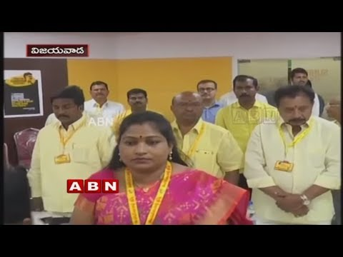 CM Chandrababu Naidu serious on TDP MLAs | Inside