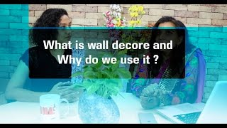 Wall Decor | Panel Discussion | Interior Design