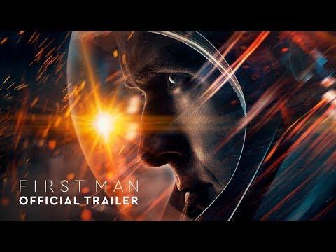 First Man - Official Trailer (HD)