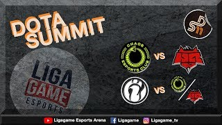 Chaos Esports Club VS Invictus Gaming (BO5) - Dota Summit 11 GRAND FINAL