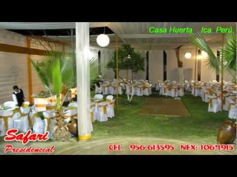 Eventos casa de campo huertas campestres safari for Decoracion de espacios abiertos para bodas