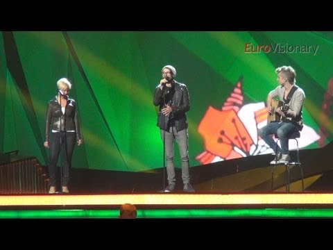 Eurovision 2013: ByeAlex - Kedvesem - Hungary - 3D & good sound