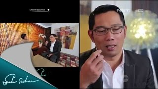 Up Close and Personal with Ridwan Kamil - Part 1
