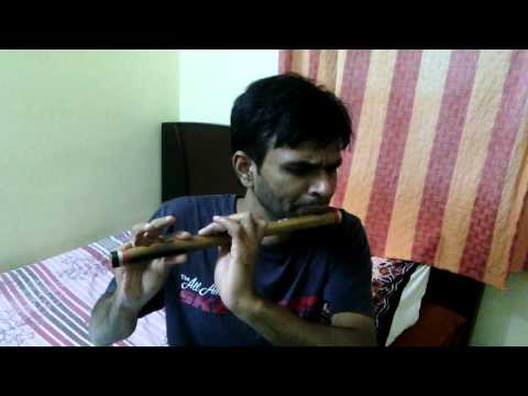 Aawaz do humko hum kho gaye 2 - Dushman Flute