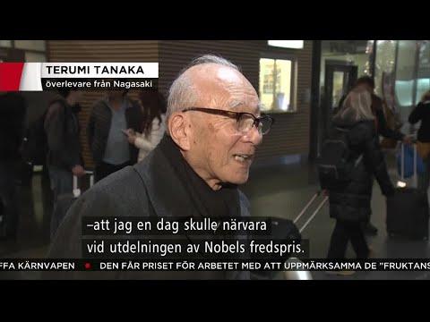 """""""Jag är väldigt glad över att det händer i år"""" - Nyheterna (TV4)"""