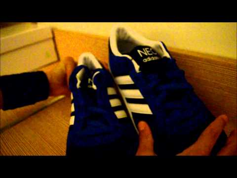 Adidas Neo Blue/Black/White