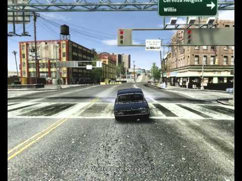 Даг на 6-ке GTA IV