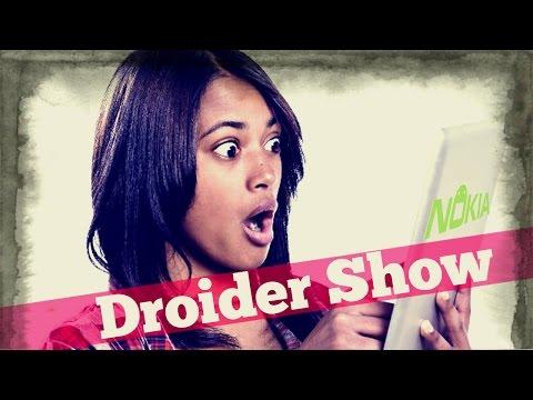 Droider Show #166. Российская Википедия и Nokia N1