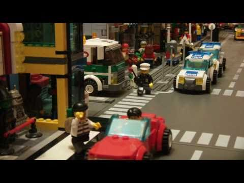 LEGO - Bank Robbery Music Videos