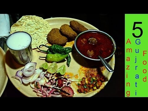 5 Most Amazing Gujarati Street Food By Street Food & Travel Tv India