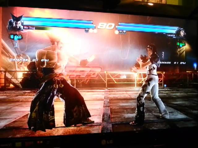 Secret heihachi item bald Tekken tag 2 lensical