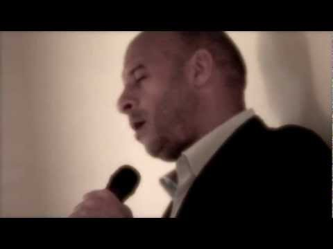 Vin Diesel Singing LIVE Great Voice