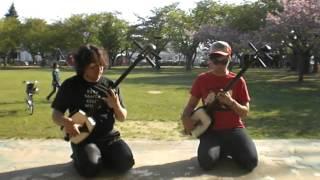 BABYMETAL Megitsune ~Japanese traditional three string cover