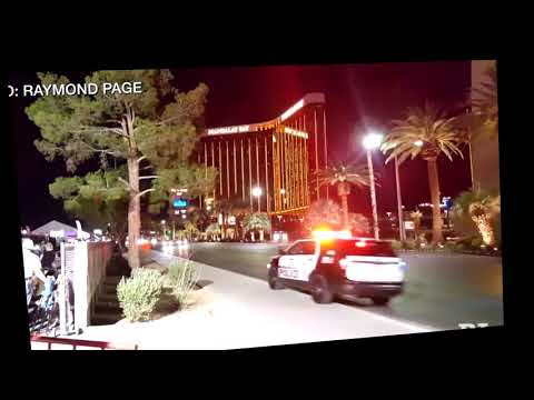Las Vegas Shooting - Stabilized - Raymond Page