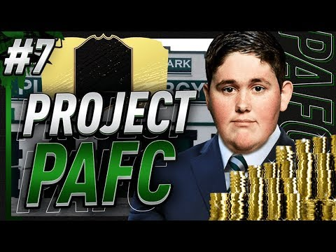 EPISODE #7 OUR FIRST DRAFT! - PROJECT PAFC - FIFA 20 ROAD TO GLORY!