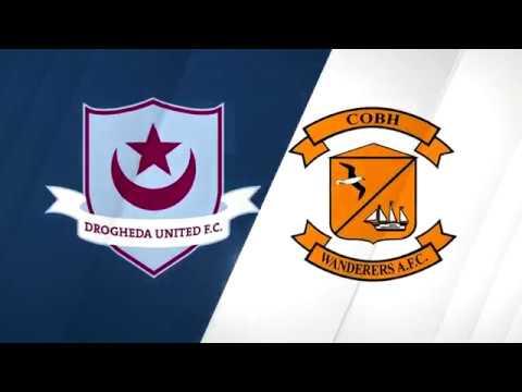 Cobh Wanderers FAI Cup 2017 - Shane Elworthy, Chris Mulhall, Thomas Byrne