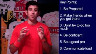 Soccer Tryouts Advice - Soccer Tips - Online Soccer Academy