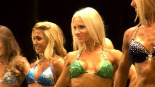 Bodybuilding Frauen-Fitness Bikini-Contest ★ Power & Beauty Event Rosenheim 2016