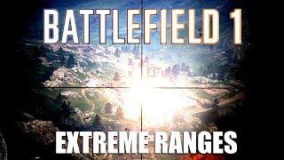 Battlefield 1 - Attack plane tutorial - Extreme ranges