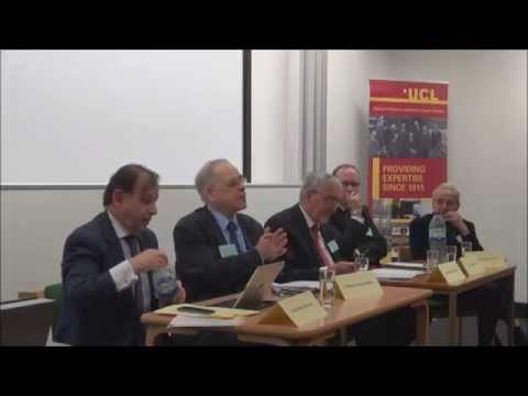 Central Europe Symposium 2015: Politics/History Panel