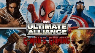 G-Man's Gaming - Marvel Ultimate Alliance Part 31 - Enchantress