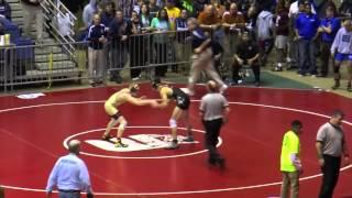 Wresting Georgia State High School Tournament 2013