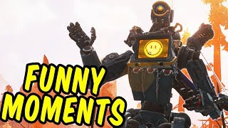 Apex Legends Funny Moments! - 0 Damage Win (by accident)