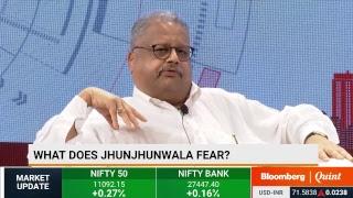 Rakesh Jhunjhunwala On Elections 2019 & More #BQ