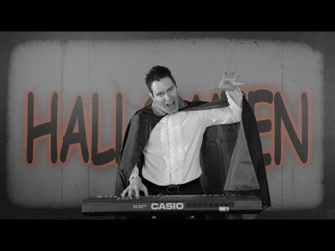 OFFICIAL SONG OF HALLOWEEN - chris commisso
