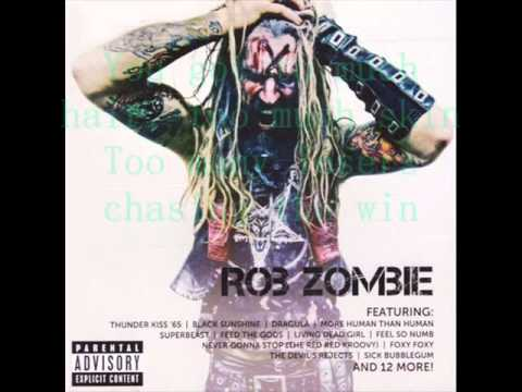 Rob Zombie - Everything is boring