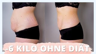 -6 KG OHNE DIÄT | After Baby Body Transformation mit Gymondo | JackieLina
