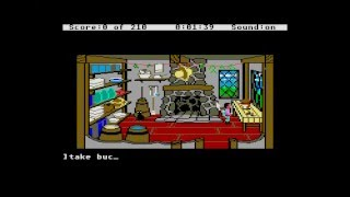 king's quest 3 - to heir is human for Atari ST