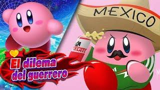 KIRBY A LA MEXICANA!! (DILEMA DEL GUERRERO)   🌟 Kirby Star Allies al 100% 🌟   Ep 18 en Español