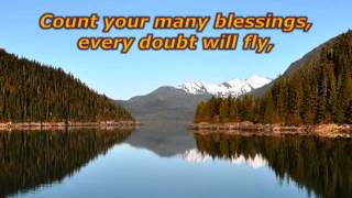 Count Your Blessings - Johnson Oatman, Jr