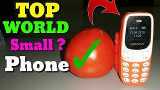 Wow world Top small phone UNBOXING || Top world small phone 2019