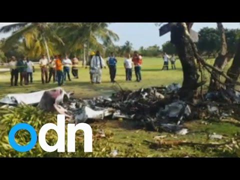 Plane crash in the Dominican Republic kills seven