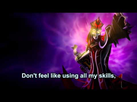 PlentaKill - Lazy Karthus (Bruno Mars - The Lazy Song LoL Parody...