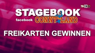 Connyland Stagebook mit Cindy Lee Gasser