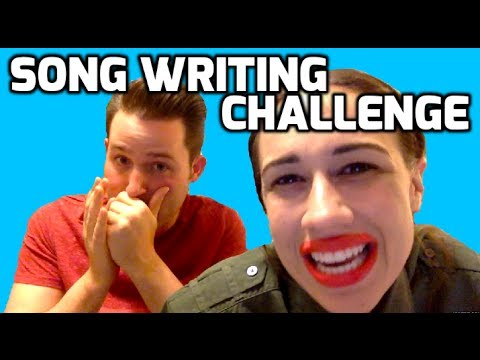 Song Writing Challenge with Miranda Sings