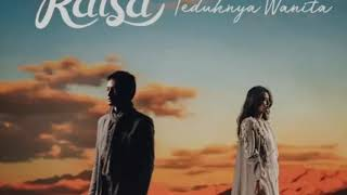Download Lagu RAISA - Teduhnya Wanita (LYRIC VIDEO) ost Ayat-Ayat Cinta 2 Gratis STAFABAND