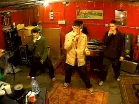 Beastie Boys - Three Mcs And One dj