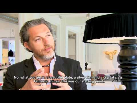 MAD Visionary Marcel Wanders discusses a design project for KLM Royal Dutch Airlines