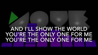 NF Only One feat. Shuree Williams @xist_music Lyrics