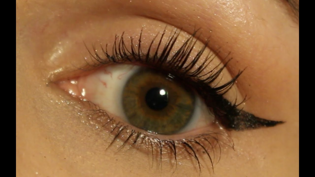 Eye makeup tips for deep set eyes