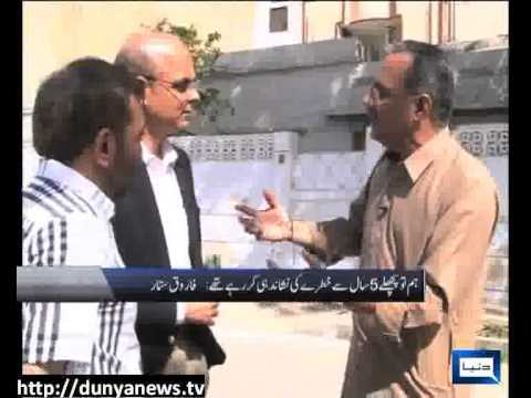 Dunya News at 8 With Malick - 29-04-2013
