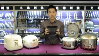 The Korin Product Show: Episode 8 - Rice Cookers