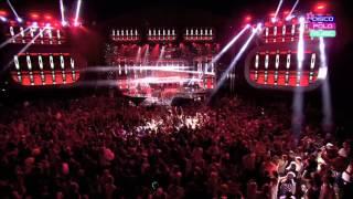 Cliver - To ona mnie wyrwała - Disco Hit Festival Kobylnica 2015